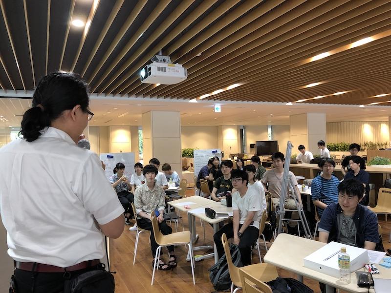 日本大学生産工学部古市研との合同ワークショップ