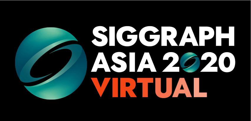 siggraph asia 2020 logo